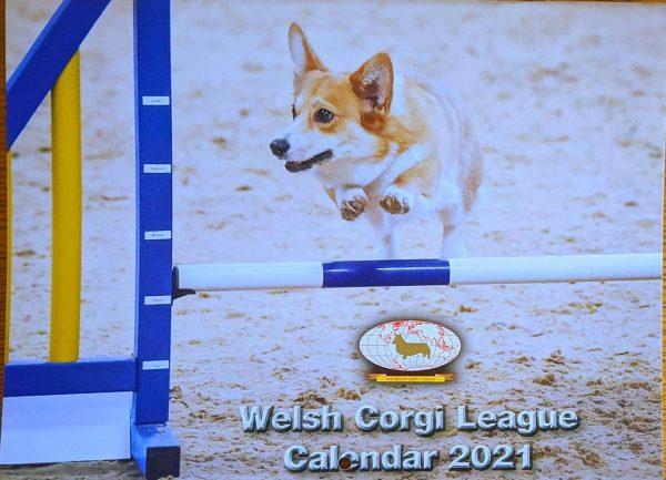 Welsh Corgi League Calendar