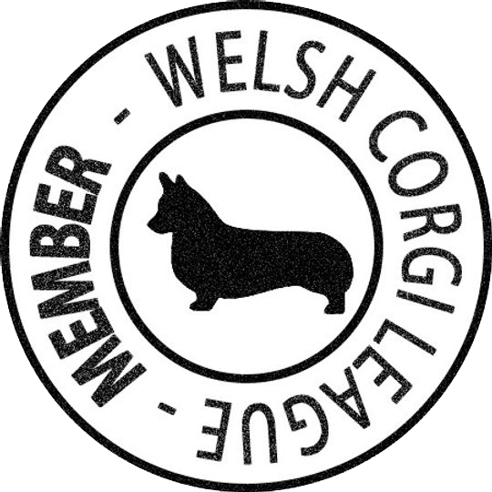 Welsh Corgi League Member badge