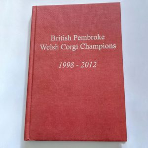 Book of Champion Pembroke Welsh Corgis