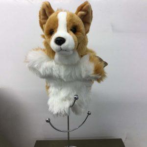 Corgi Glove Puppet