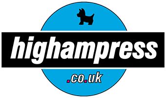 Highampress logo