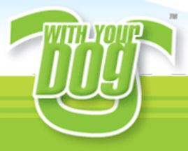 With your dog logo